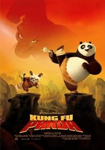 Kung Fu Panda - Poster / Capa / Cartaz - Oficial 6