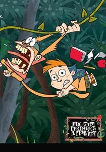 Meu Amigo da Escola é um Macaco - Poster / Capa / Cartaz - Oficial 1