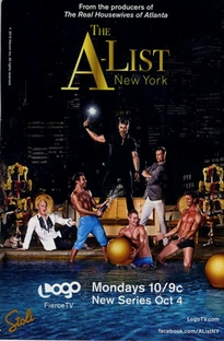 The A-List New York (1ª Temporada) - Poster / Capa / Cartaz - Oficial 1