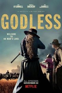 Godless (1ª Temporada) - Poster / Capa / Cartaz - Oficial 1
