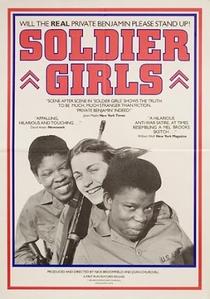 Soldier Girls - Poster / Capa / Cartaz - Oficial 2