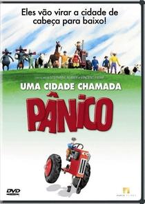 Uma Cidade Chamada Pânico - Poster / Capa / Cartaz - Oficial 2