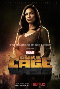 Luke Cage (1ª Temporada) - Poster / Capa / Cartaz - Oficial 4
