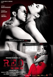 Red: The Dark Side - Poster / Capa / Cartaz - Oficial 7