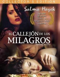O Beco dos Milagres - Poster / Capa / Cartaz - Oficial 1