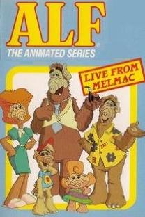 Alf, o ETeimoso - Série Animada - Poster / Capa / Cartaz - Oficial 2
