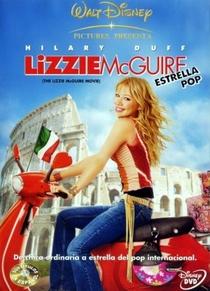 Lizzie McGuire - Um Sonho Popstar - Poster / Capa / Cartaz - Oficial 2