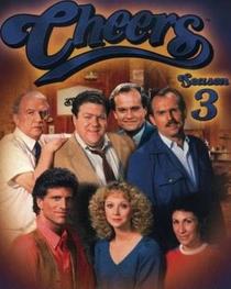 Cheers (3ª Temporada) - Poster / Capa / Cartaz - Oficial 1