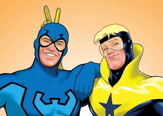 Liga da Justiça Internacional: Kevin Maguire já tem seus candidatos para Besouro Azul e Gladiador Dourado