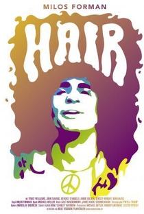 Hair - Poster / Capa / Cartaz - Oficial 3