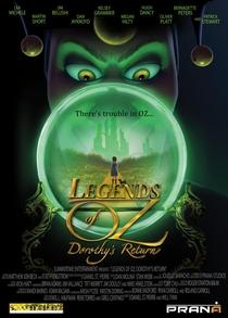 A Lenda de Oz - Poster / Capa / Cartaz - Oficial 4