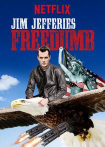 Jim Jefferies: FreeDumb - Poster / Capa / Cartaz - Oficial 1
