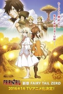 Fairy Tail Zero - Poster / Capa / Cartaz - Oficial 1