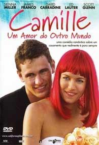 Camille - Um Amor de Outro Mundo - Poster / Capa / Cartaz - Oficial 3