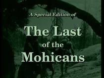 O Último dos Moicanos - Poster / Capa / Cartaz - Oficial 1