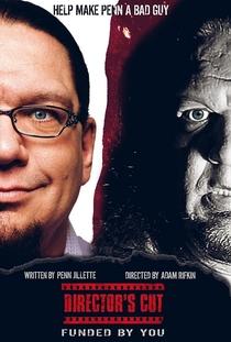 Director's Cut - Poster / Capa / Cartaz - Oficial 1