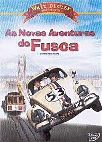 As Novas Aventuras do Fusca - Poster / Capa / Cartaz - Oficial 3
