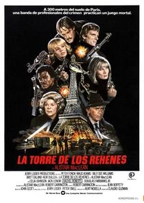 Pânico na Torre - Poster / Capa / Cartaz - Oficial 1