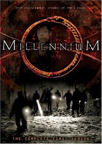 Millennium (1ª Temporada) - Poster / Capa / Cartaz - Oficial 1