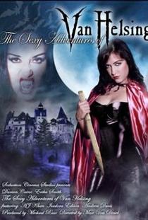 Sexy Adventures of Van Helsing - Poster / Capa / Cartaz - Oficial 1