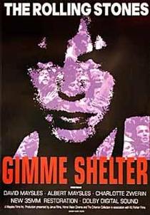 Gimme Shelter - Poster / Capa / Cartaz - Oficial 2