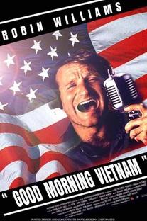 Bom Dia, Vietnã - Poster / Capa / Cartaz - Oficial 2