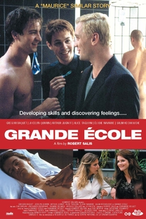 Grande École - Poster / Capa / Cartaz - Oficial 3