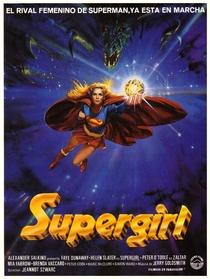 Supergirl - Poster / Capa / Cartaz - Oficial 2