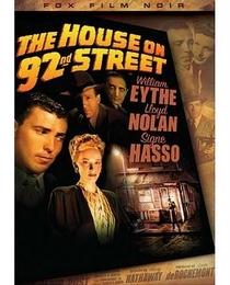 A Casa da Rua 92 - Poster / Capa / Cartaz - Oficial 2