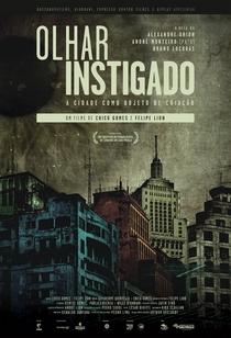 Olhar Instigado - Poster / Capa / Cartaz - Oficial 1