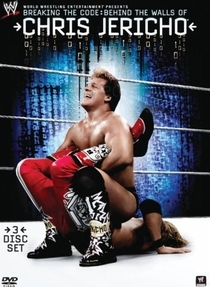 Breaking the Code: Behind the Walls of Chris Jericho - Poster / Capa / Cartaz - Oficial 1