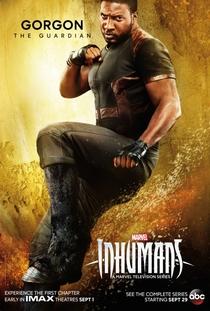 Inumanos (1ª Temporada) - Poster / Capa / Cartaz - Oficial 8