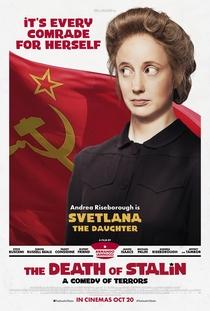 A Morte de Stalin - Poster / Capa / Cartaz - Oficial 8