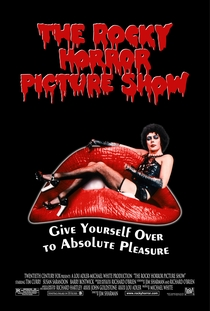 The Rocky Horror Picture Show - Poster / Capa / Cartaz - Oficial 2