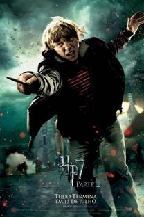Harry Potter e as Relíquias da Morte - Parte 2 - Poster / Capa / Cartaz - Oficial 37