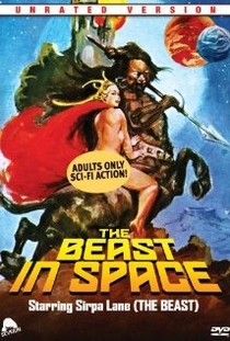 The Beast in Space - Poster / Capa / Cartaz - Oficial 1