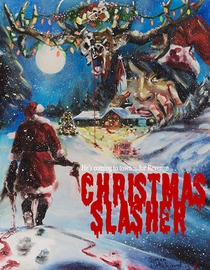 Christmas Slasher - Poster / Capa / Cartaz - Oficial 1