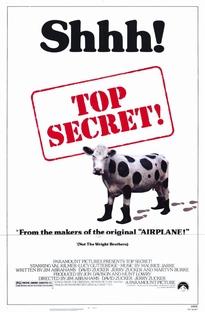 Top Secret! Super Confidencial  - Poster / Capa / Cartaz - Oficial 3