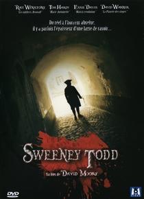 Sweeney Todd: O Barbeiro Canibal - Poster / Capa / Cartaz - Oficial 2