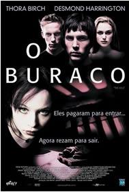 O Buraco - Poster / Capa / Cartaz - Oficial 1