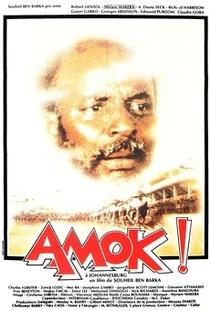 Amok - Poster / Capa / Cartaz - Oficial 1
