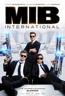 MIB: Homens de Preto - Internacional - Poster / Capa / Cartaz - Oficial 4