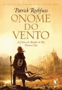 O Nome do Vento - Poster / Capa / Cartaz - Oficial 1