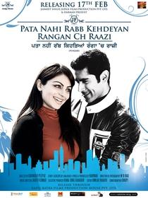 Pata Nahi Rabb Kehdeyan Rangan Ch Raazi - Poster / Capa / Cartaz - Oficial 4