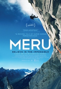Meru: O Centro do Universo - Poster / Capa / Cartaz - Oficial 1