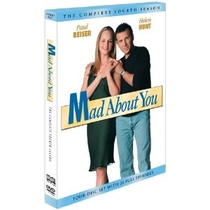 Mad About You (4ª Temporada) - Poster / Capa / Cartaz - Oficial 1