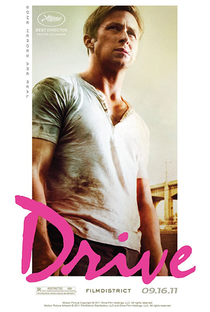 Drive - Poster / Capa / Cartaz - Oficial 4