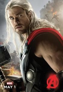 Vingadores: Era de Ultron - Poster / Capa / Cartaz - Oficial 31