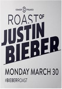 Roast do Justin Bieber - Poster / Capa / Cartaz - Oficial 1