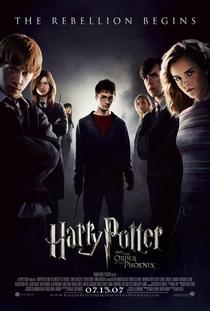 Harry Potter e a Ordem da Fênix - Poster / Capa / Cartaz - Oficial 2
